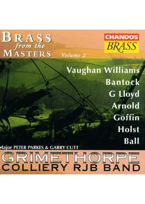 Grimethorpe Colliery Band - Brass From The Masters Vol.2 (Music CD)