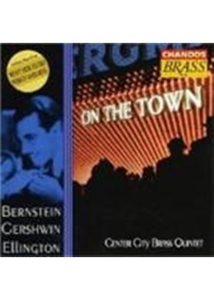 Center City Brass Quintet - On The Town