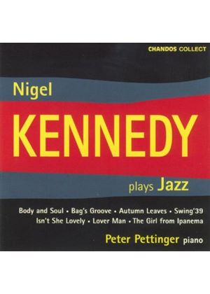 Nigel Kennedy - Nigel Kennedy Plays Jazz (Music CD)