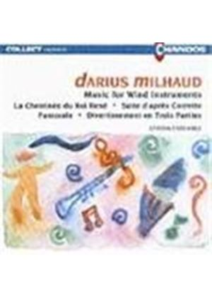 Milhaud: Music for Wind Instruments