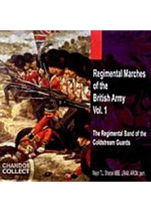 Regimental Band Of The Coldstream Guards - Famous Marches I (Music CD)