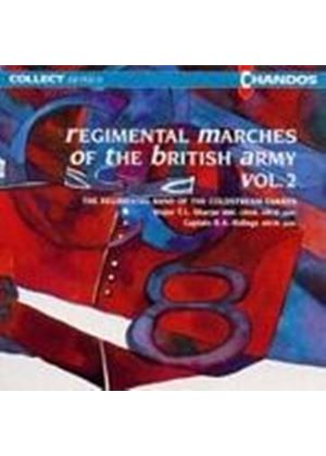 Regimental Band Of The Coldstream Guards - Famous Marches II (Music CD)