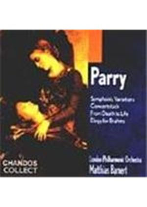 Parry: Orchestra works