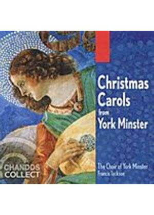 Choir Of York Minster - Christmas Carols From York Minster (Music CD)