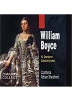 Boyce: Ouvertures; Concerti Grossi