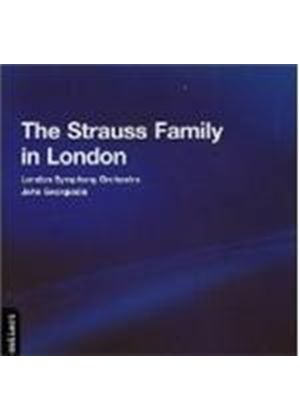 (The) Strauss Family in London