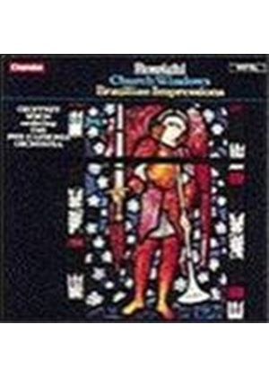 Respighi: Church Windows; Brazilian Impressions
