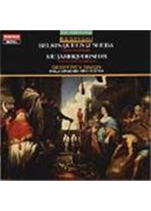 Respighi: Belkis, Queen of Sheba; Metamorphoseon