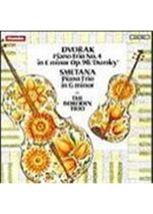 Dvorák: Piano Trio No 4. Smetana: Piano Trio, Op 15
