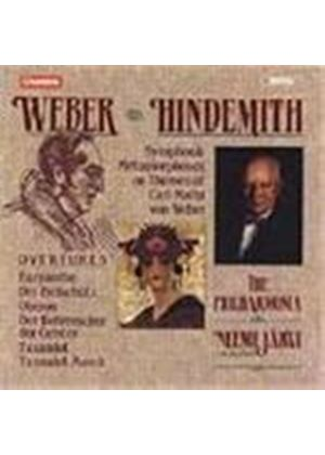 Hindemith & Weber: Orchestral Works