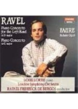 Ravel & Fauré: Works for Piano and Orchestra