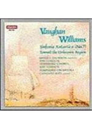 Vaughan Williams: Symphony No 7; Toward the Unknown Region