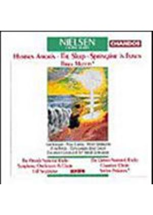 Nielsen, Carl August - Choral Works (Music CD)