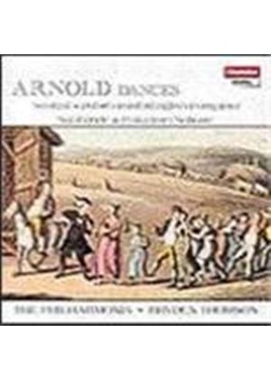 Arnold: Orchestral Dances