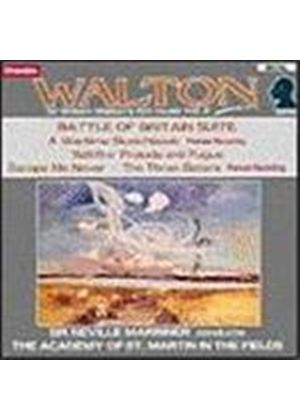 Sir William Walton's Film Music Vol. 2