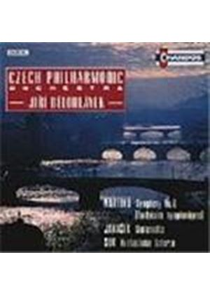 Czech Orchestral Works