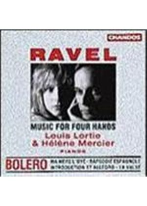 Ravel: Works for Piano Duet