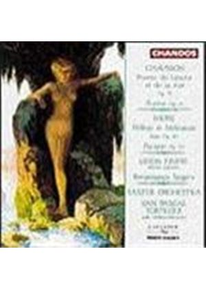 Chausson & Fauré: Vocal and Orchestral Works
