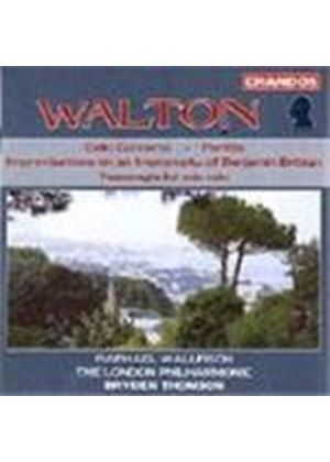 Walton: Orchestral and Instrumental Works