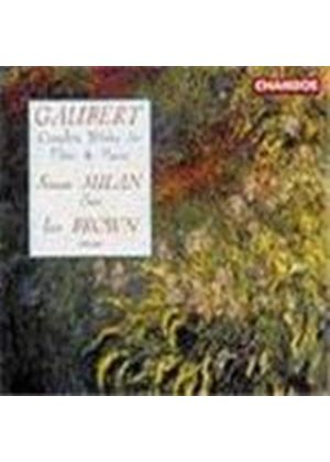 Gaubert: Works for Flute and Piano