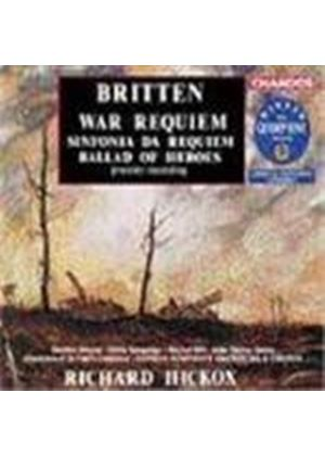 Britten: Choral and Orchestral Works