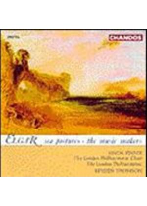 Edward Elgar - Sea Pictures (Music CD)