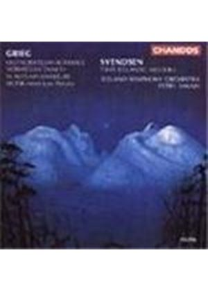 Grieg and Svendsen: Orchestral Works