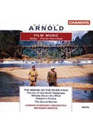 Malcolm Arnold - The Film Music Vol. 1 (London SO, Hickox) (Music CD)