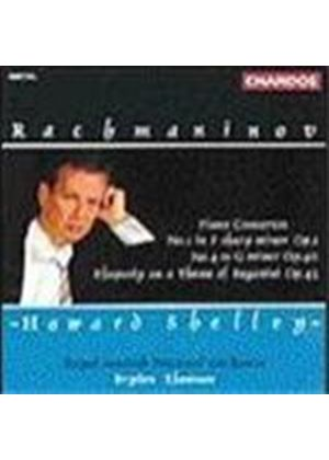 Rachmaninov: Works for Piano and Orchestra