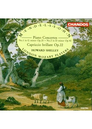 Mendelssohn: Works for Piano & Orchestra