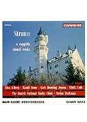 R. Strauss: A cappella choral works