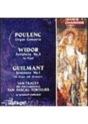 Poulenc/Guilmant/Widor: Organ Works