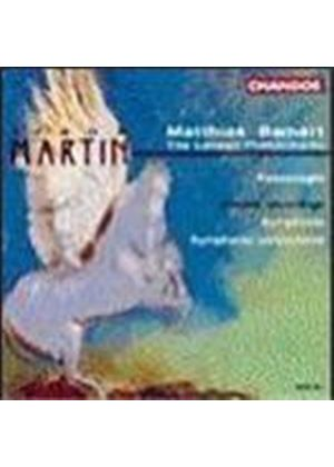 Martin: Orchestral Works