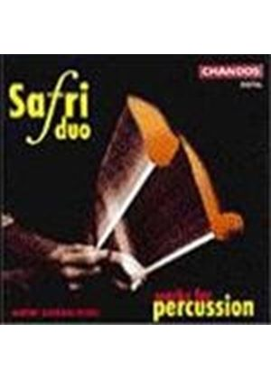 Fireplay: Percussion Works