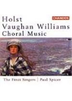 Holst/Vaughan Williams: Choral Music