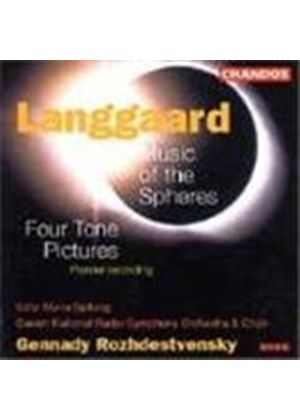 Langgaard: Music of the Spheres; (4) Tone Pictures