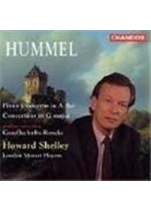 Hummel: Works for Piano & Orchestra