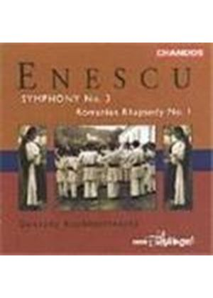 Enescu: Orchestral Works, Vol. 3