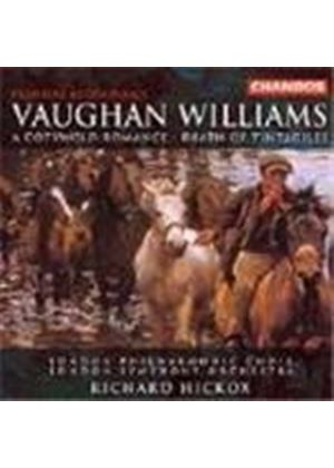 Vaughan Williams: Cotswold Romance; Death of Tintagiles