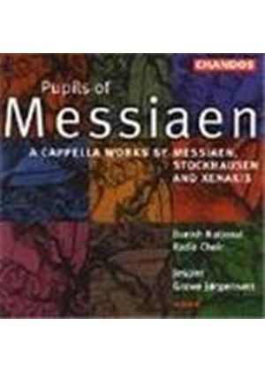 Pupils of Messiaen - Messiaen/Stockhausen/Xenakis
