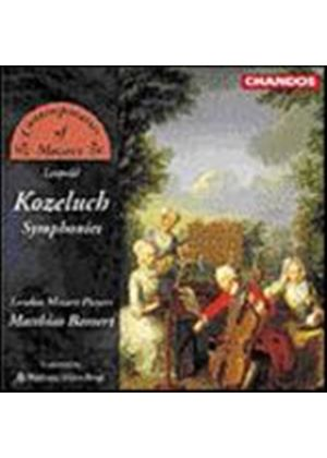 Kozeluch - Symphonies (Music CD)