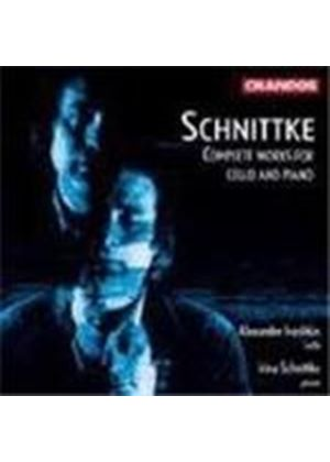 Schnittke: Complete Works for Cello & Piano