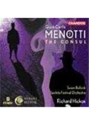 Menotti: (The) Consul