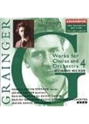 Grainger: Choral Works, Volume 4