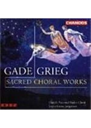 Gade; Grieg: Sacred Choral Works