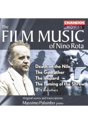 Massimo Palumbo - Film Music Of Nino Rota, The