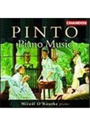 Pinto: Piano Works