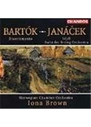 Bartók/Janácek - Works for String Orchestra