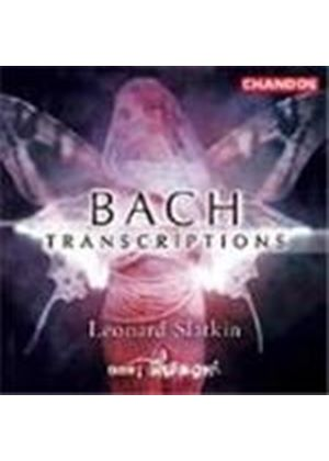 Bach Transcriptions