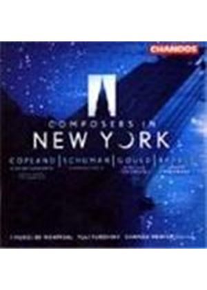 American Music - W.Schuman, Gould, Copland & Barber